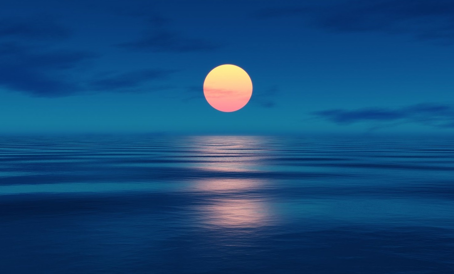 Full Moon in Capricorn: The Flow of Effortless Action