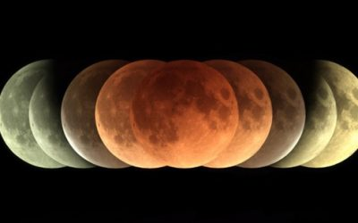 Full Moon and Lunar Eclipse in Aquarius – Progressive Integration of Change
