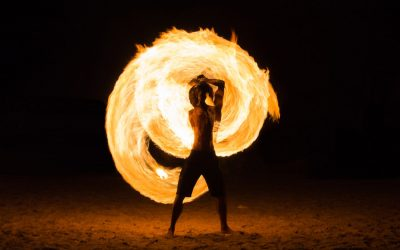 New Moon in Libra – Burned By Our Illusions