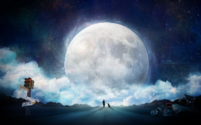 Full Moon in Gemini – Embracing the Next Chapter in Our Story