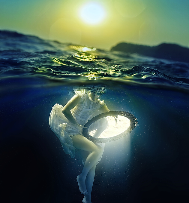 FULL MOON IN PISCES: THE SHIFT FROM KARMA TO DHARMA