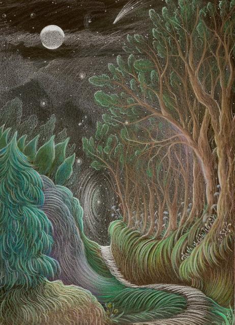 Full Moon in Virgo: Tune in, Trust & Surrender